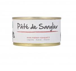 Pâté de Sanglier, Maison Conquet (130 g)