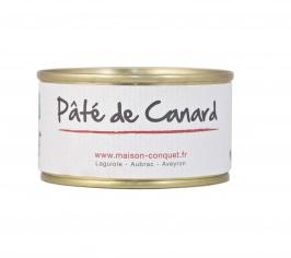 Pâté de Canard, Maison Conquet (130 g)