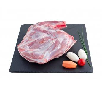 Epaule d'agneau Laiton sans os de l'Aveyron, Maison Conquet (environ 930 -1.3 kg)
