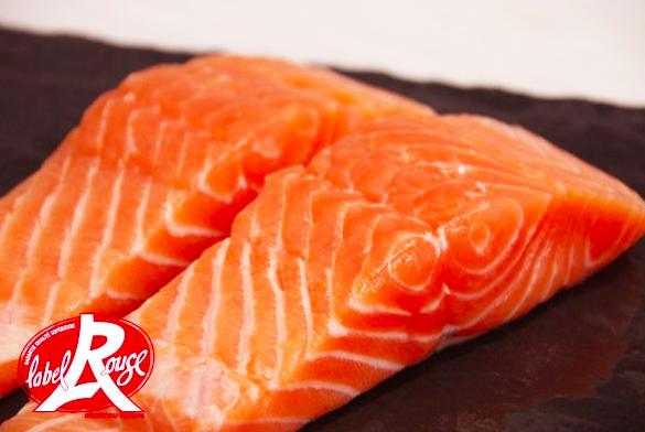 Pavé de saumon Écossais Label Rouge (180 g)