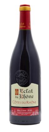 Côtes du Rhône rouge AOP, Eclat du Rhône 2016 (75 cl)