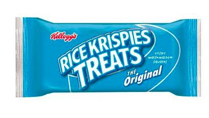 Barre de céréales Rice Krispies Original, Kellog's (42 g)
