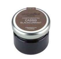 Confiture Extra Cassis noir Bourgogne, Alain Milliat (30 g)