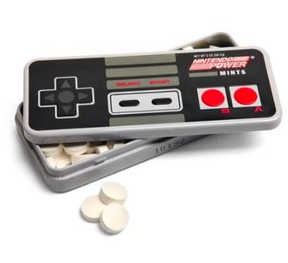 Bonbon menthe, Nintendo manette Nes (51 g)