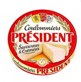 Coulommiers 21%, Président (350 g)