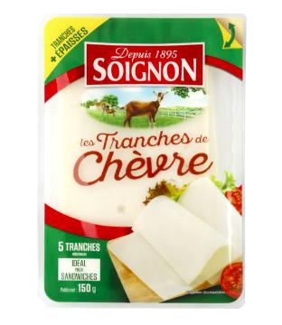 Tranche de Chèvre, Soignon (150 g)