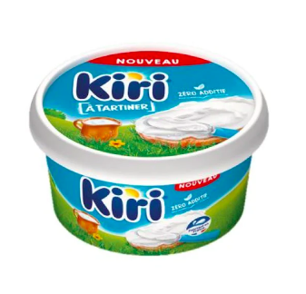 Kiri à tartiner (150 g)