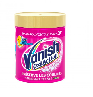 Vanish poudre Oxi Action (470 g)