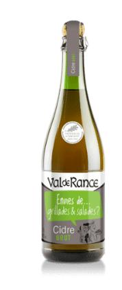 Cidre brut Envies de, Val de Rance (75 cl)