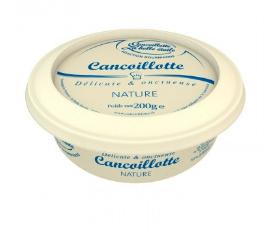 Cancoillotte nature, Poitrey La Belle Etoile (200 g)