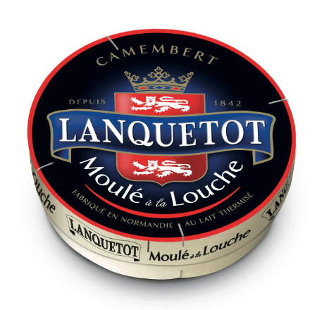 Camembert moulé à la louche, Lanquetot (250 g)