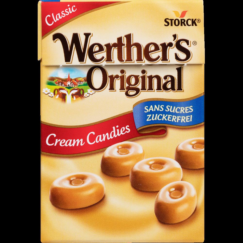 Caramels sans sucre, Werther's Original (42 g)