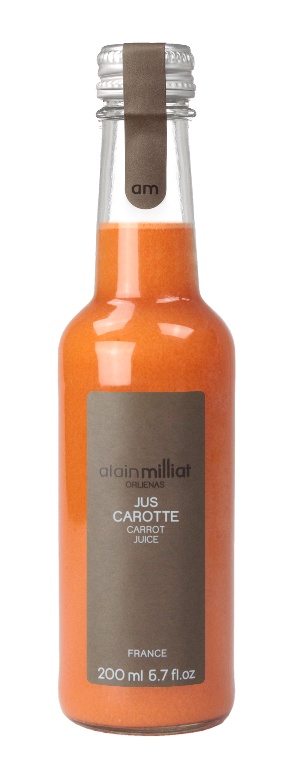Jus Carotte, Alain Milliat (20 cl)