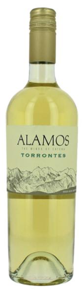 Mendoza Catena Zapata Alamos Torrontes 2014 (vin argentin, 75 cl)