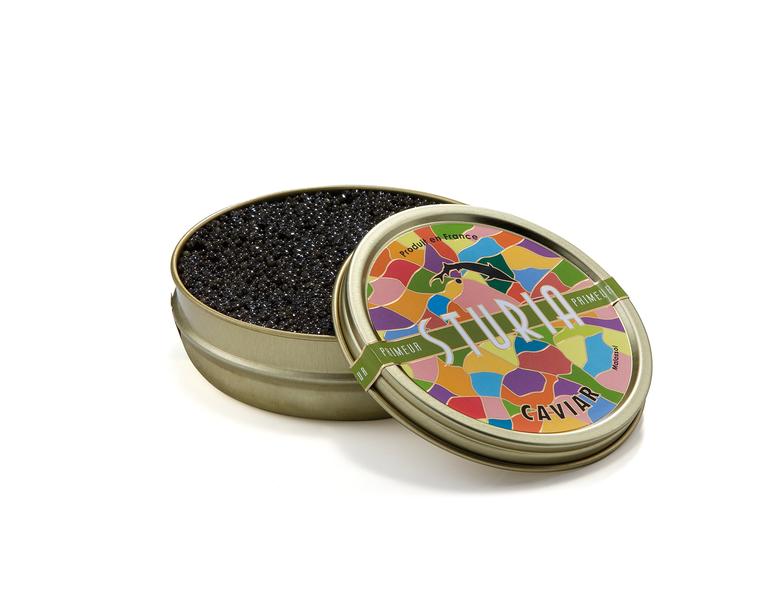 Caviar Primeur, Sturia (50 g)