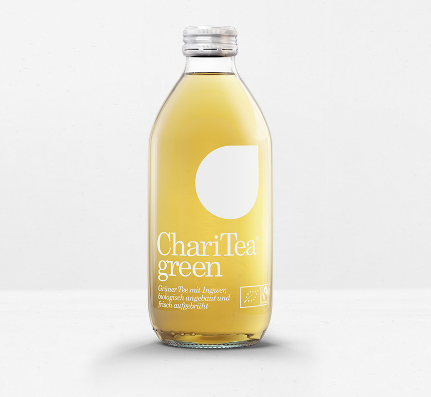 ChariTea green (33 cl)