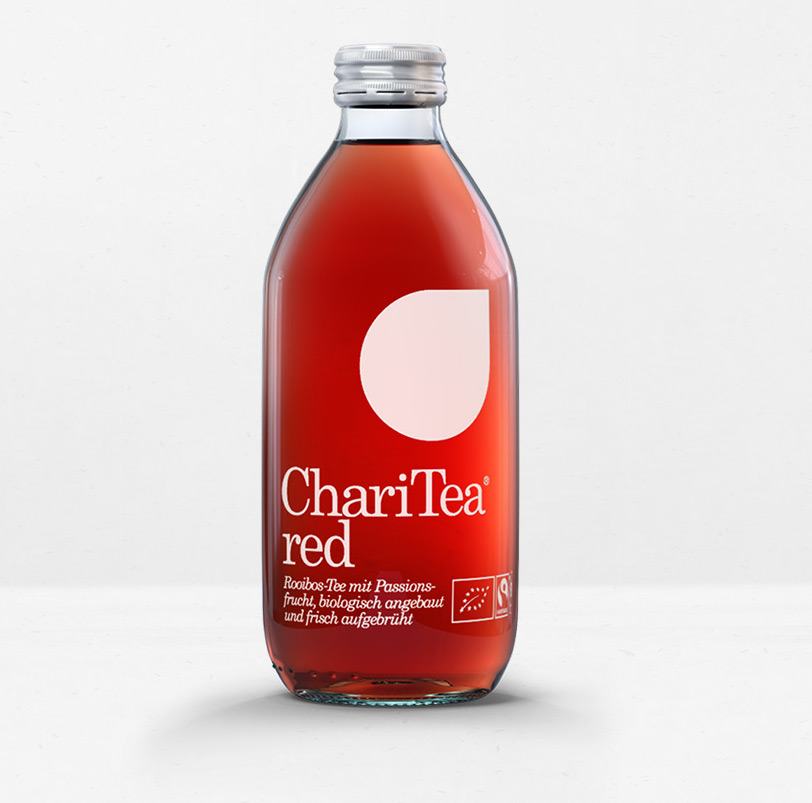 ChariTea red (33 cl)