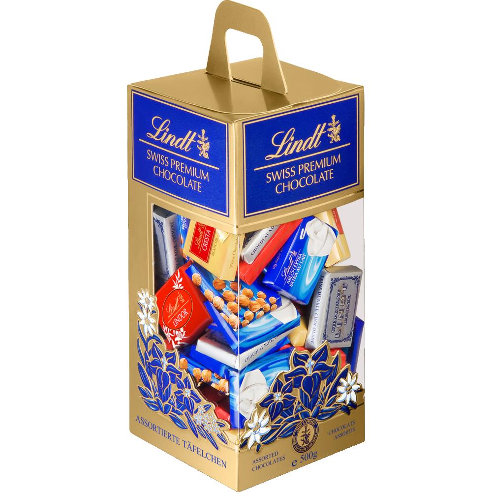 Chocolats assortis, Lindt (500 g)