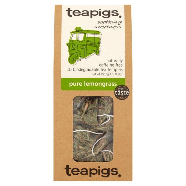 Infusion à la citronnelle, Teapigs (x 15 sachets)