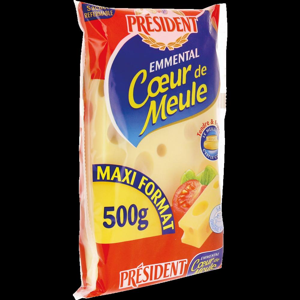 Emmental Coeur de Meule, Président (500 g)