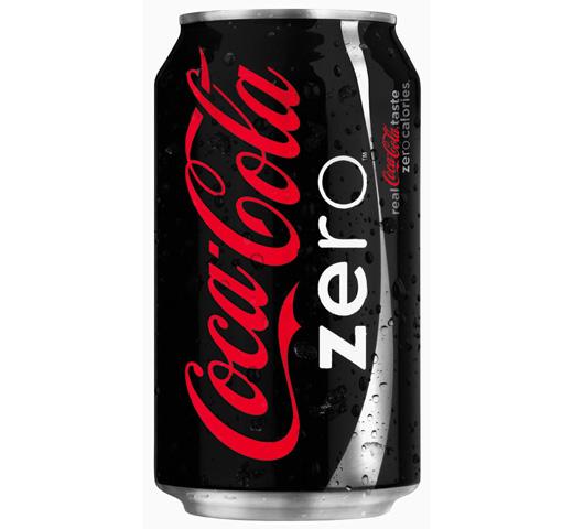 Coca-Cola Zero (33 cl) - Livré frais