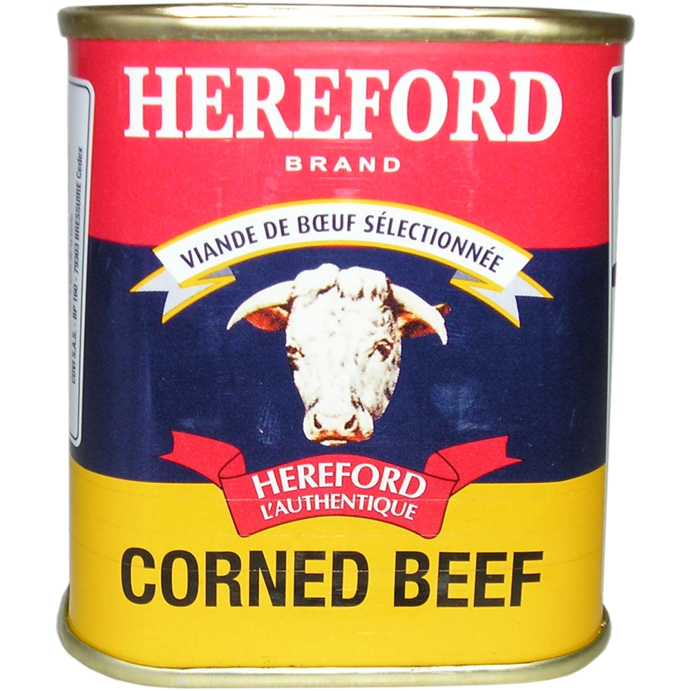 Corned beef, Hereford (340 g)