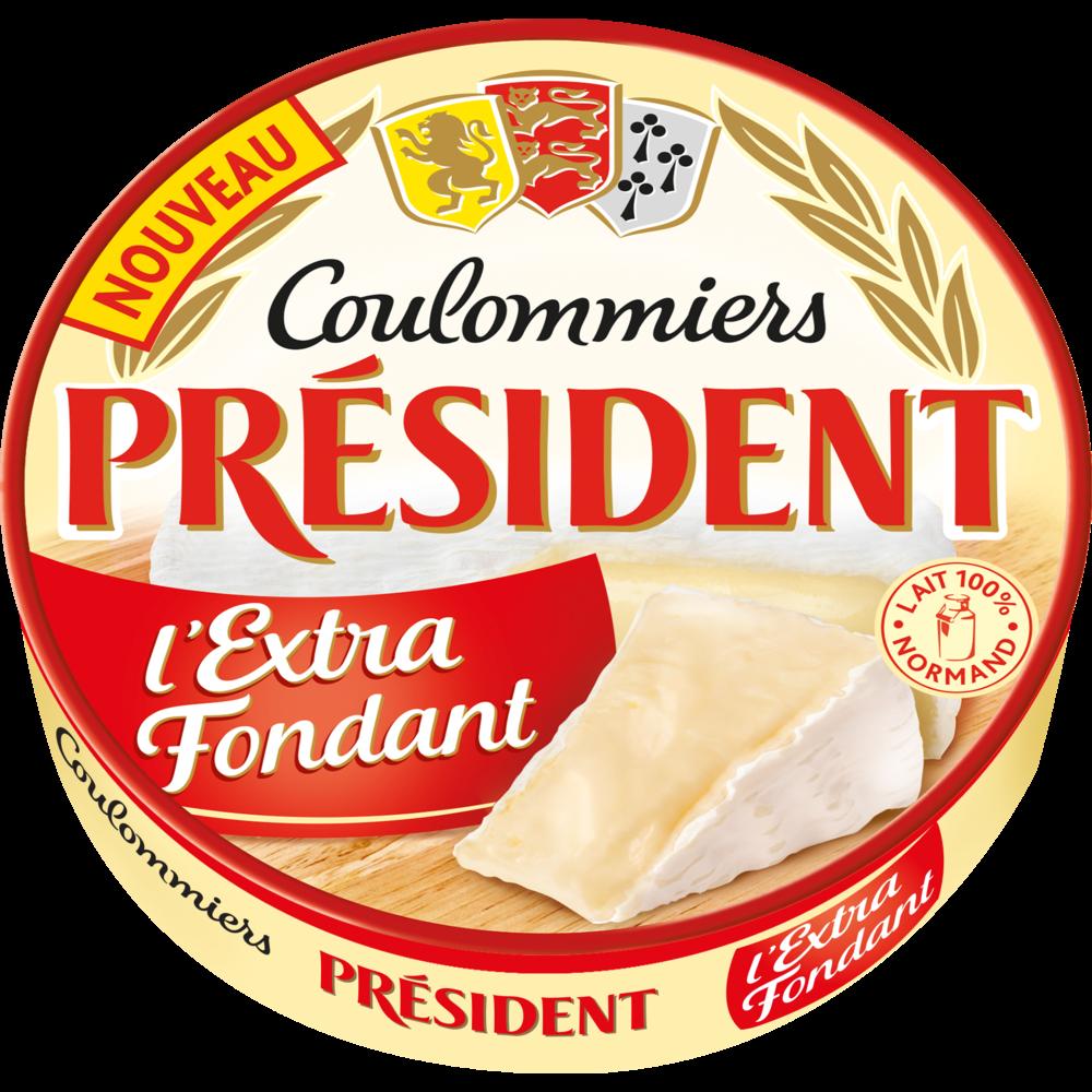 Coulommiers Extra-fondant, Président (350 g)
