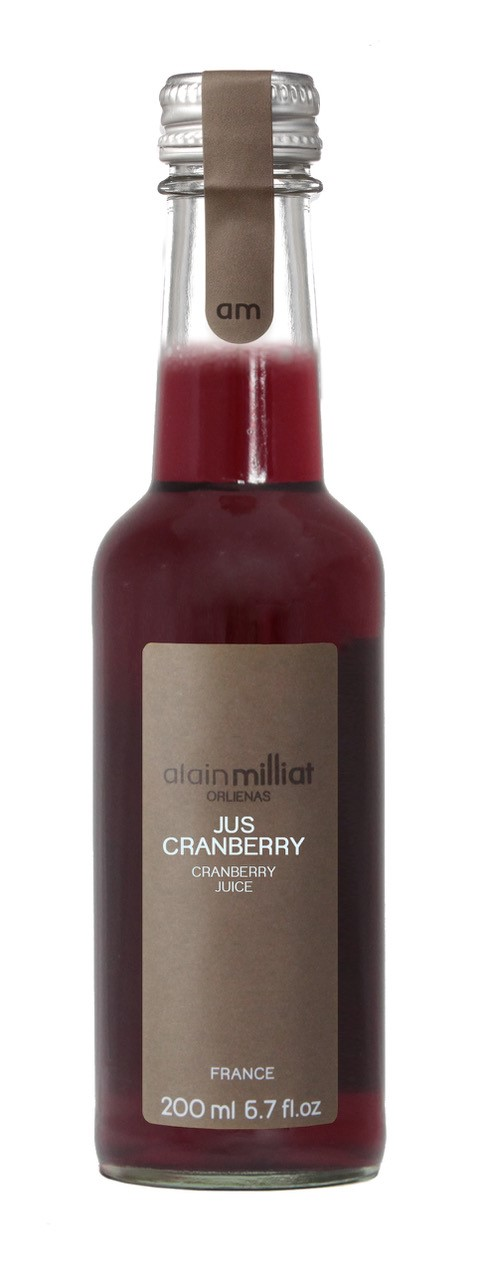 Jus Cranberry, Alain Milliat (20 cl)