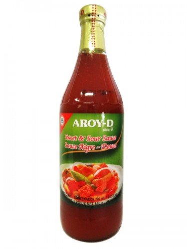 Sauce aigre-douce, Aroy-D (72 cl)