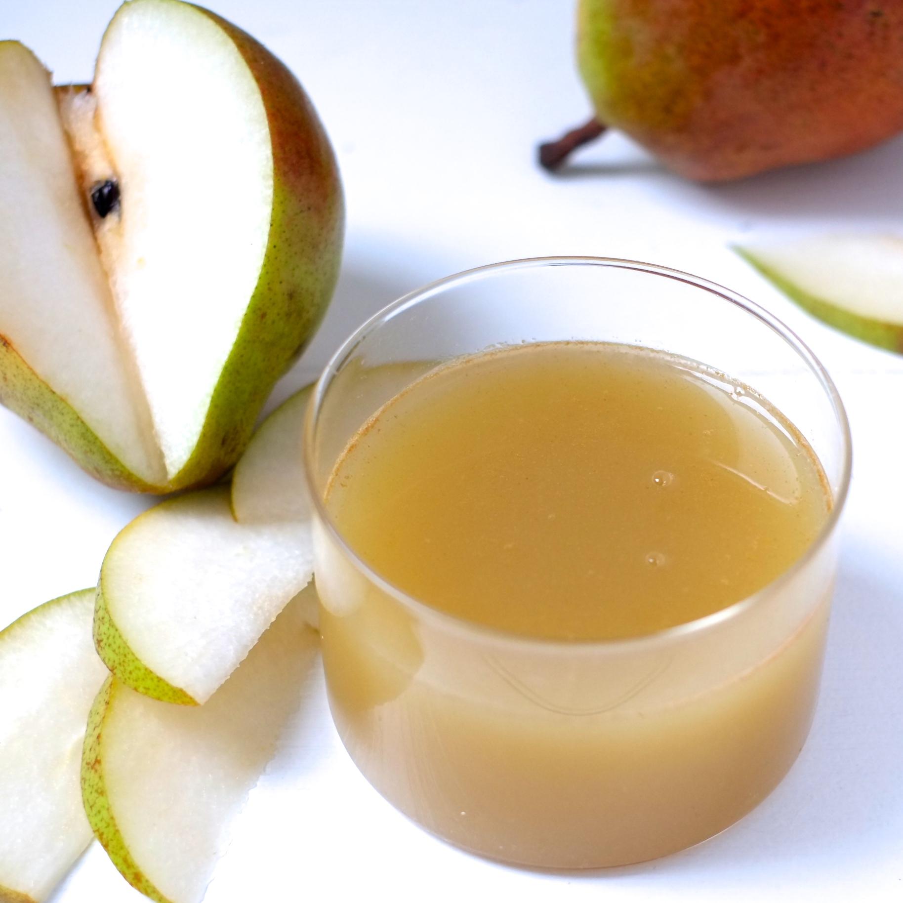 Jus frais de poire (25 cl)