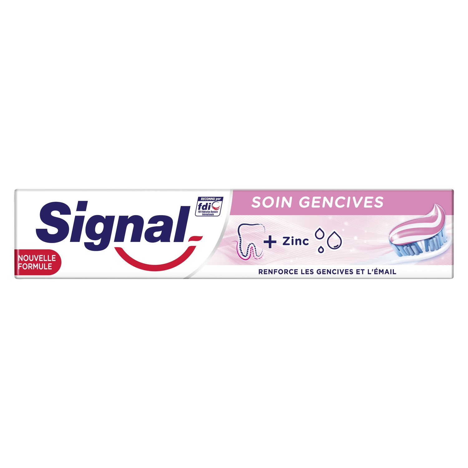 Dentifrice Soin Gencives, Signal (75 ml)