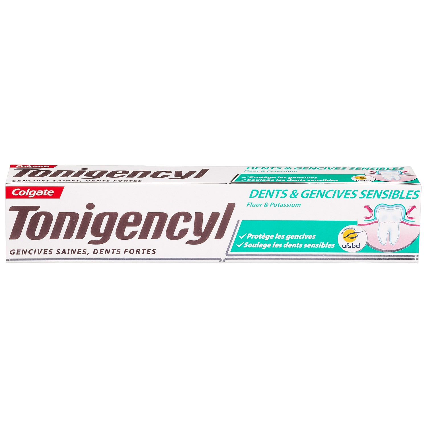 Dentifrice dents sensibles, Tonigencyl (75 ml)