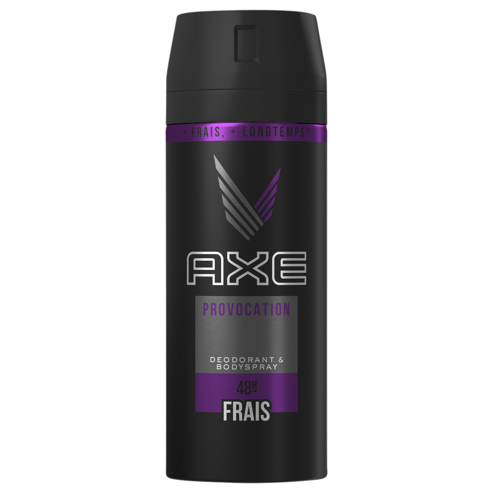 Déodorant spray provocation 48H, Axe (150 ml)