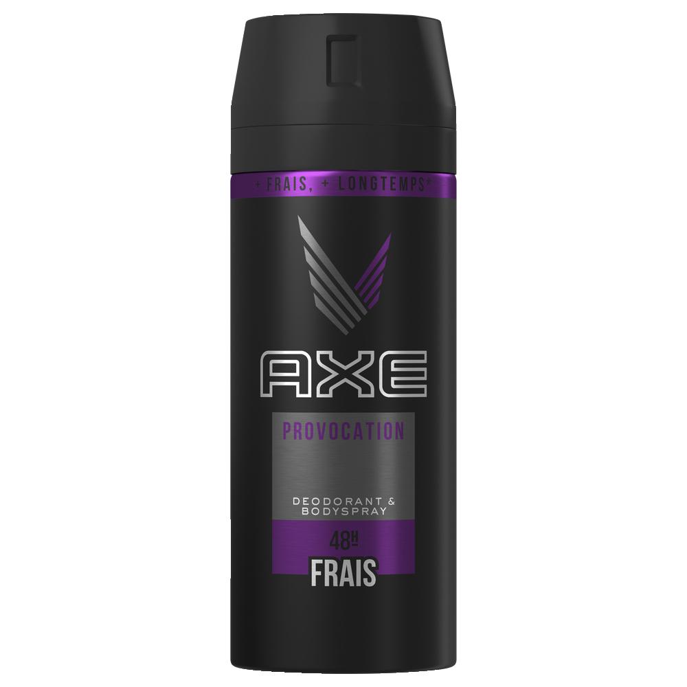 Déodorant spray provocation 48H, Axe (150 ml)