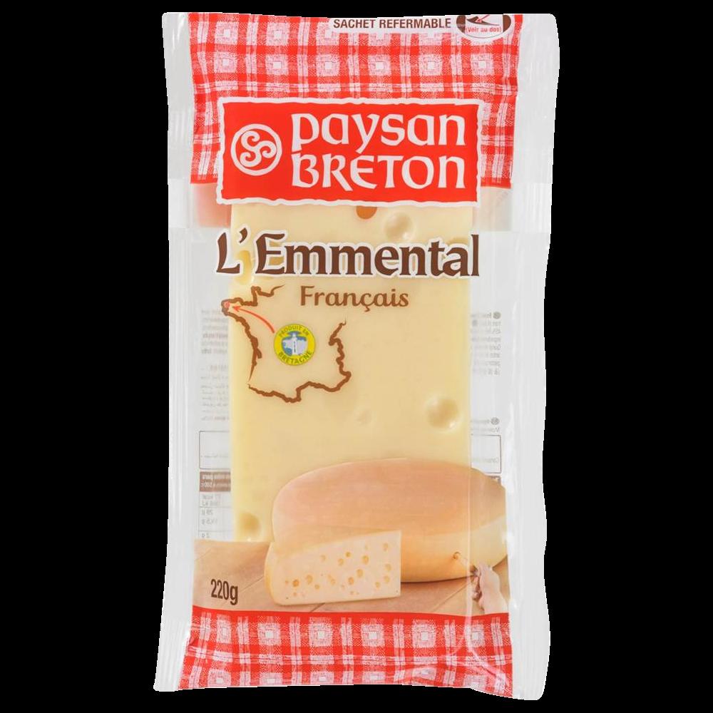 Emmental Français, Paysan Breton (220 g)