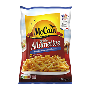 Frites Golden Allumette, Mac Cain (1.04 kg)