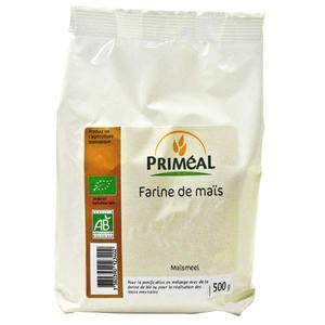 Farine de maïs BIO, Priméal (500 g)