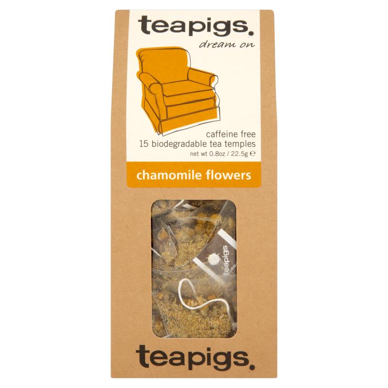 Infusion à la camomille, Teapigs (x 15 sachets)