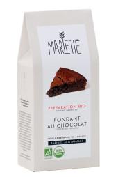 """Préparation """"Fondant au chocolat"""" Bio, Marlette"""