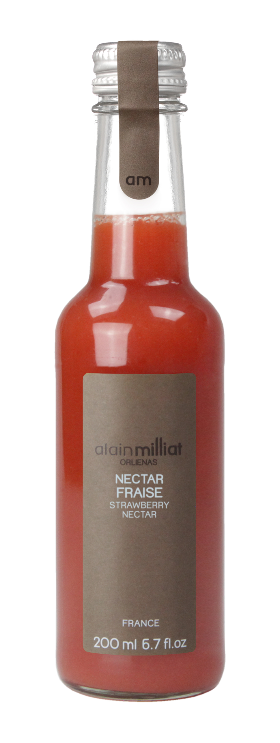 Nectar Fraise, Alain Milliat (20 cl)