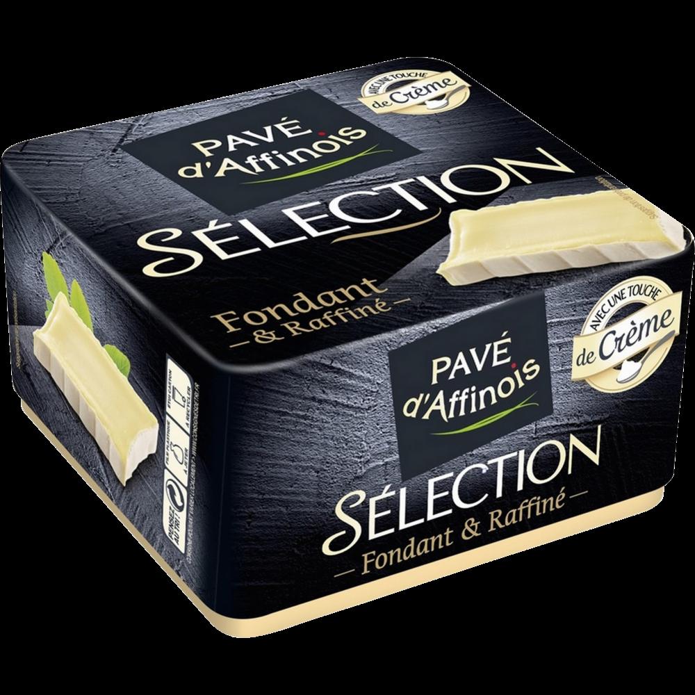 Fromage au lait pasteurisé Séléction, Pavé D'Affinois (200 g)