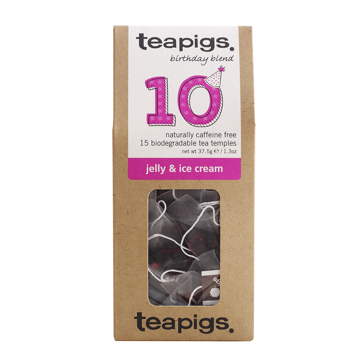Infusion gelée & glace, Teapigs (x 15 sachets)