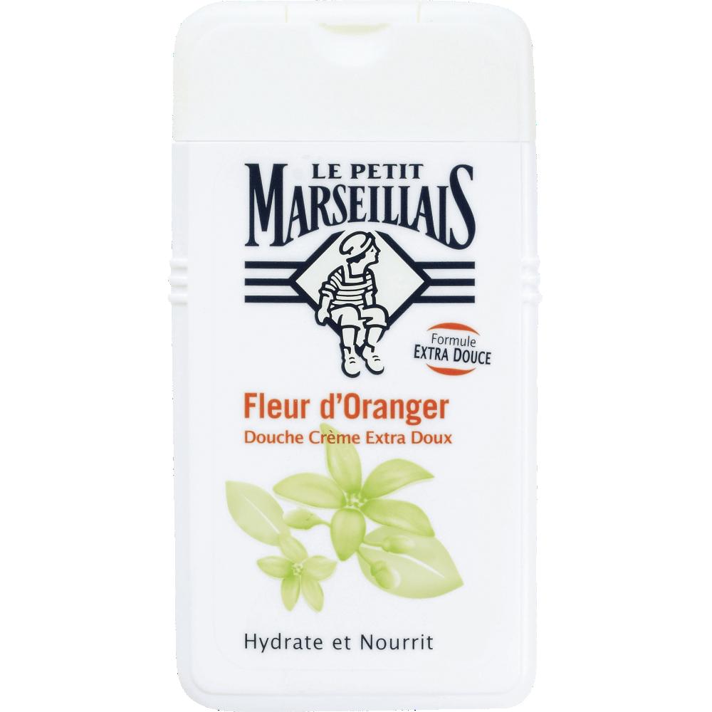 Gel douche extra doux fleur d'oranger, Le Petit Marseillais (250 ml)