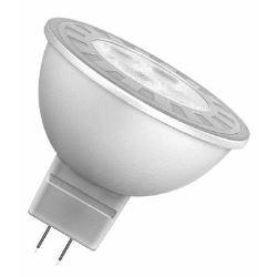 Ampoule Led Dichroïque blanc chaud 7W = 35W 12V, culot GU5.3 (x 1)