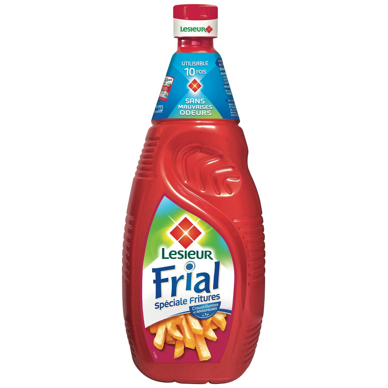 Huile Frial spécial friture, Lesieur (2 L)