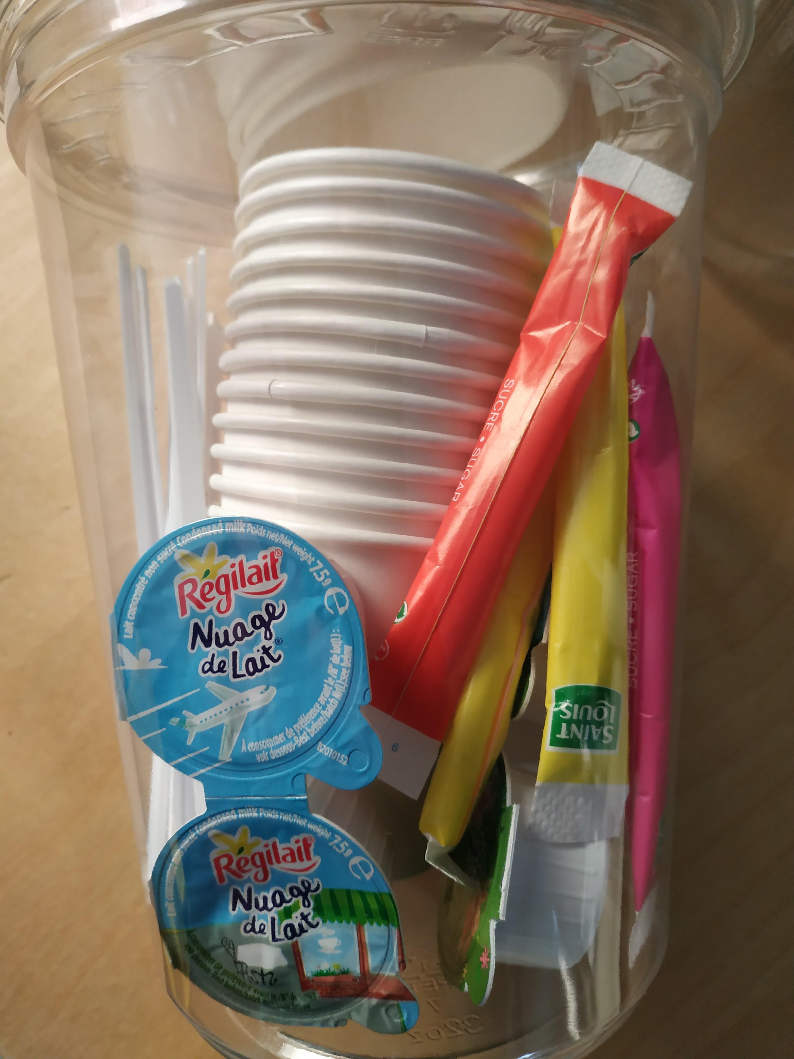 Kit pour thermos de thé 1 L (8 personnes)
