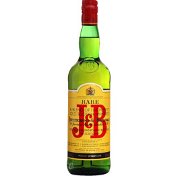 Whisky J&B (70 cl)