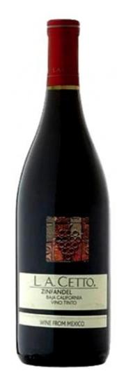 L.A. Cetto Zinfandel 2012 (vin mexicain, 75 cl)