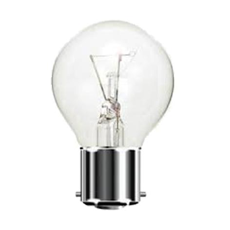 Ampoule sphérique classic éco 30W, 72,5x45 mm, culot B22, Osram (x 2)