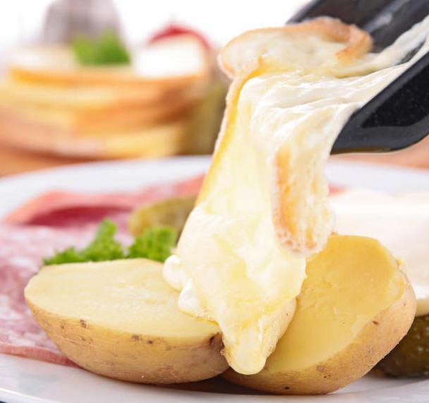 Kit Raclette traditionnelle (pour 2)